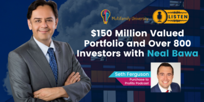 $150 Million Valued Portfolio and Over 800 Investors with Neal Bawa