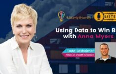 Using Data to Win Big with Anna Myers