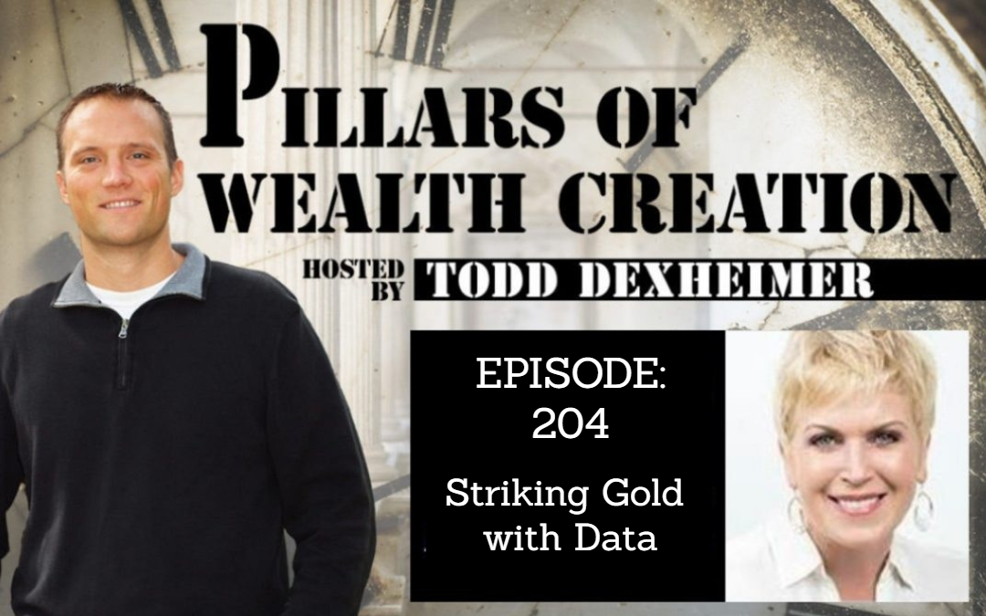 Striking Gold with Data