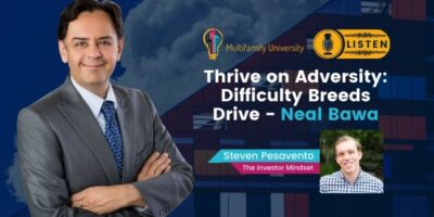 Thrive on Adversity: Difficulty Breeds Drive – Neal Bawa