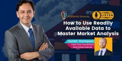 How to Use Readily Available Data to Master Market Analysis with Neal Bawa