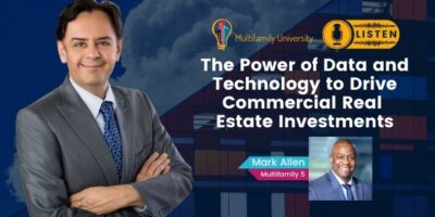 The Power of Data and Technology to Drive Commercial Real Estate Investments