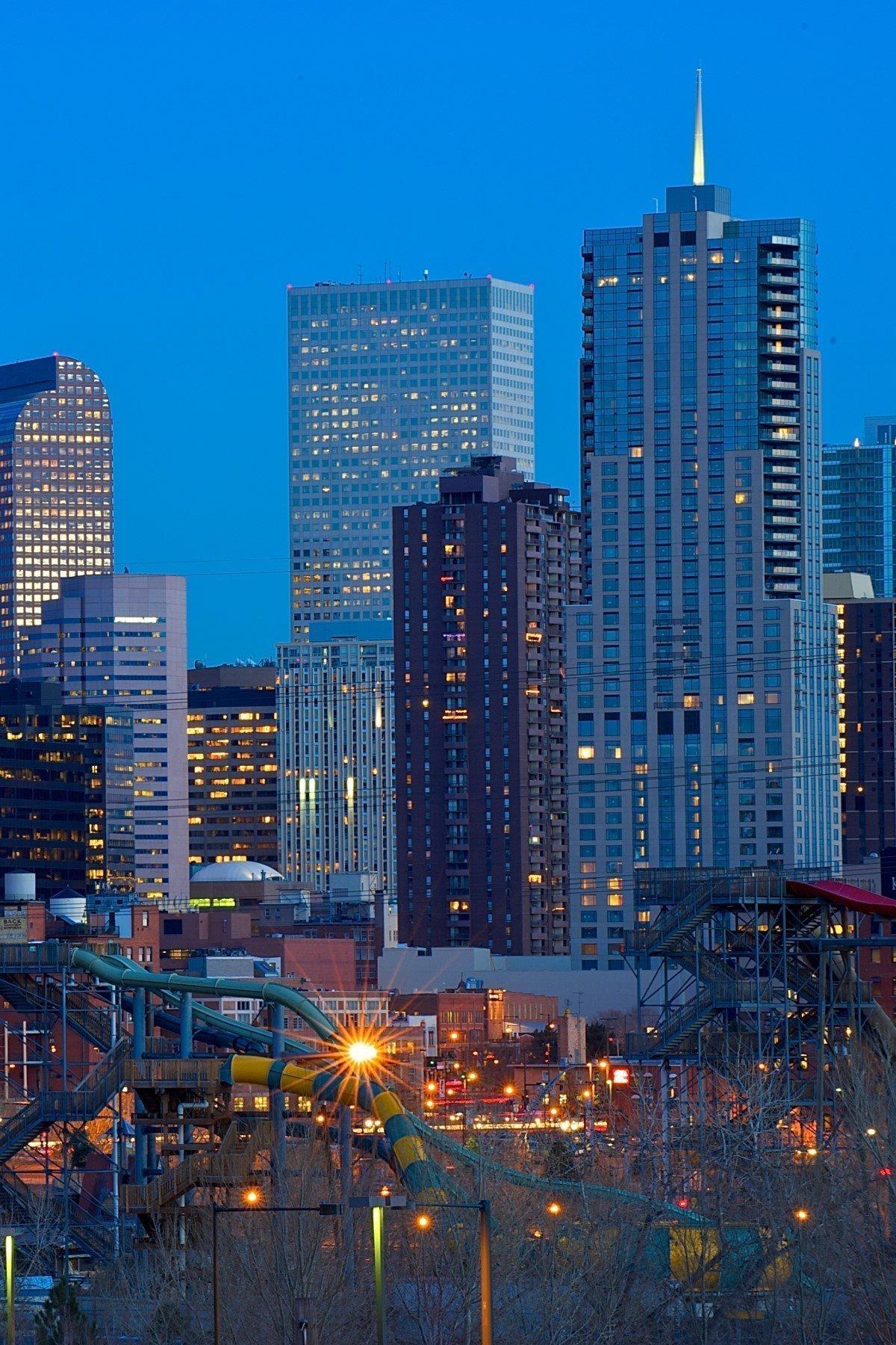 Denver Skyline 1200X1800 Multifamily University