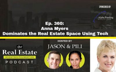 Anna Myers Dominates the Real Estate Space Using Tech
