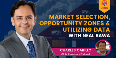 Market Selection, Opportunity Zones and Utilizing Data with Neal Bawa