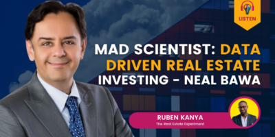 Mad Scientist: Data Driven Real Estate Investing – Neal Bawa