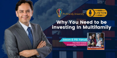 Why You Need to be investing In Multifamily with Neal Bawa