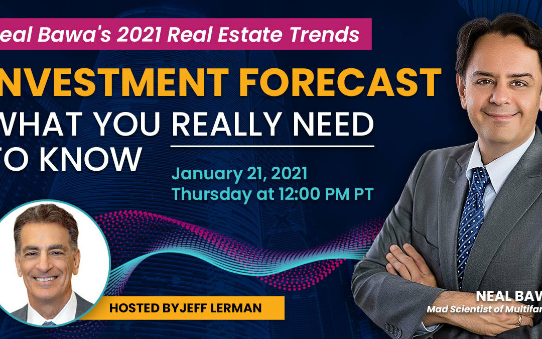 2021 Real Estate Trends