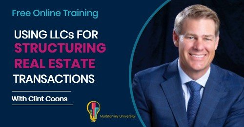 Using LLCs for Structuring Real Estate Transactions