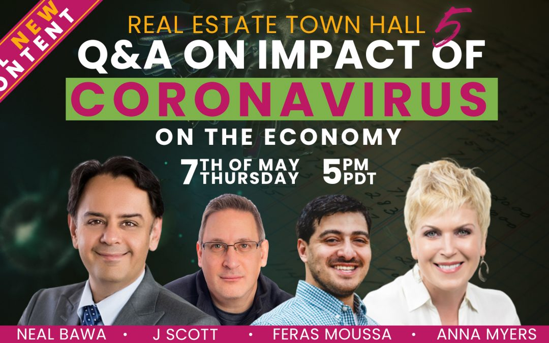 [REPLAYS] Impact of Coronavirus: Real Estate Town Halls