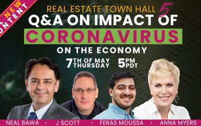 [REPLAYS] Impact of Coronavirus: Real Estate Town Halls