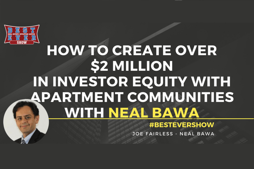 How to Analyze Data to Invest in the Best Markets with Neal Bawa