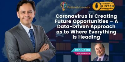 Coronavirus is Creating Future Opportunities – A Data-Driven Approach to Where Everything is Heading